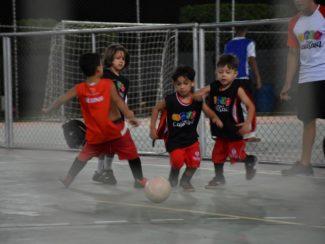 Arena Calasanz movimenta Colégio Ibituruna