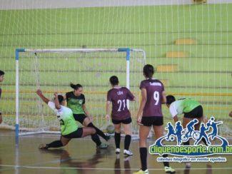 Praça de Esportes fatura título da Copa de Futsal Feminino GV 81 anos