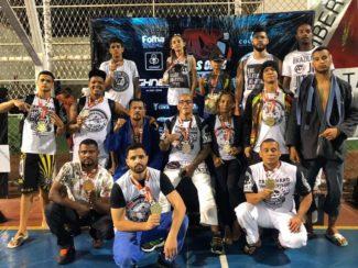 Projeto Social Arte Suave Sir/Cicero Costha GV fatura 12 medalhas em Guanhães