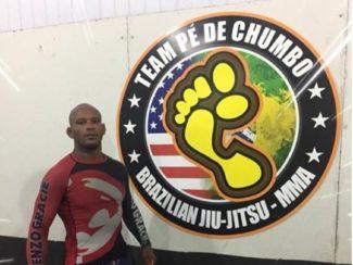 Seminário de jiu-jítsu com campeão mundial em Governador Valadares