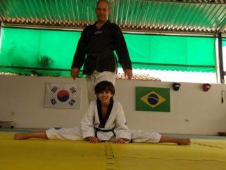 Atleta de Governador Valadares convocado para a Seleção Mineira de Tae Kwon Do