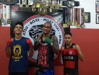 Dois atletas da RZ Team no 2º Rock N' Fight