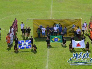 Abertura do Campeonato de Futebol Amador e Copa Dente de Leite agita Mamudão