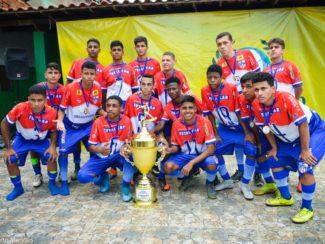 Valadares Esporte Clube conquista título da categoria sub-17 da Copa Dente de Leite