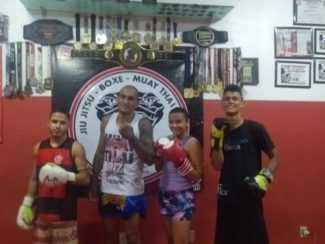 Três atletas da RZ Team no Teixeira Combat
