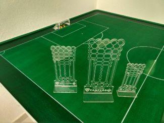 Copa União de Futebol de Botão acontece neste sábado