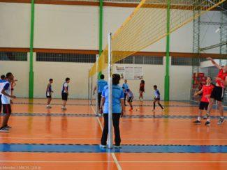 Colégio Ibituruna soberano nas disputas da peteca dos Jogos Estudantis Valadarenses 2019