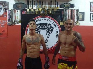 Estreia de atleta valadarense no boxe será no 3º Rock N' Fight