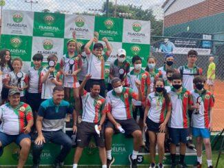 Sétima etapa do Circuito de Tênis UTR M&M Sports Clamper é sucesso no Filadélfia