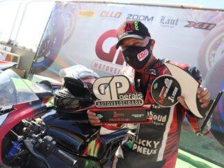 Jirios Abboud segue na briga pelo título do GP Gerais